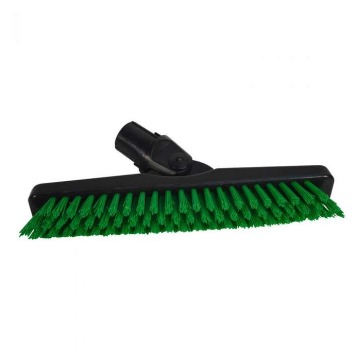 GROUT BRUSH HEAD ONLY GREEN - Each